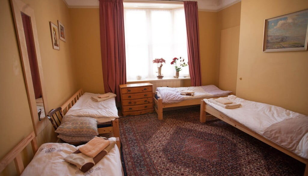 Swanage Auberge four-bed dorm
