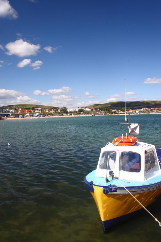 Swanage Bay boat charter
